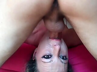 Face Fucked Rough And Silly