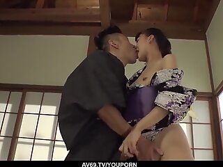 Stunning home sex with a naked wife with insane curves - More at 69avs.com