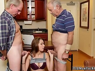 Old man fucks young slut and wrinkled granny Introducing Dukke