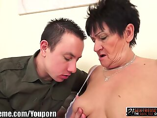 21Sextreme Shaved GILF Creampied