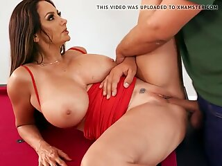 Full Video on About BRAZZERS Ava Addams Sinking Some Balls