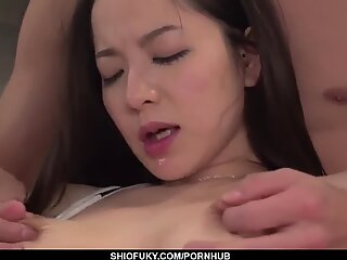 Mind blowing ass fucking Japanese porn with Anna Mihashi