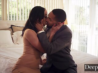 Deeper. Young Alexis Tae Throat Choked During Hardcore Sex