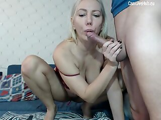 A DICK AND A TOY INSIDE MY ASS LOVE IT HD CAM