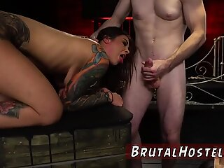 Extreme brutal gangbang and granny rough Felicity s super-hot youthful pliable bod gets