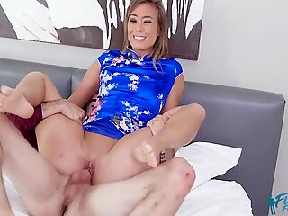 Christy Love Milf Get Some Experience With Son