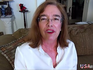 USAwives Compilation of Mature Solo videos