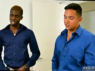 Straight black men hairy bulge and ass gay porn The crew that works