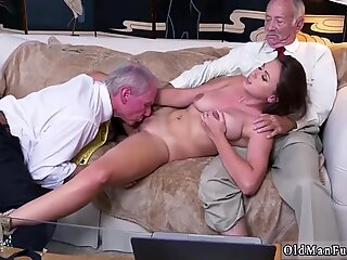 Real old granny Soon after, Ivy is down on her knees eagerly providing Dukke a blowjob. - Ivy Young