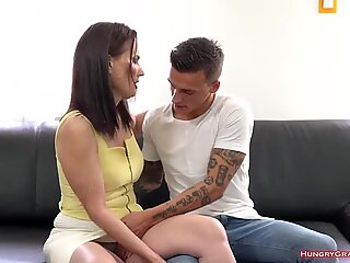 Granny With Awesome Body Getting Fucked Good