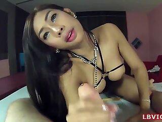 Nice Thai Tranny Patty Gives BJ And Ass Fucked